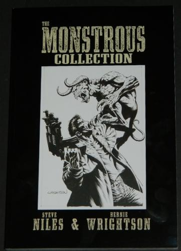 The Monstrous CollectionSoft cover