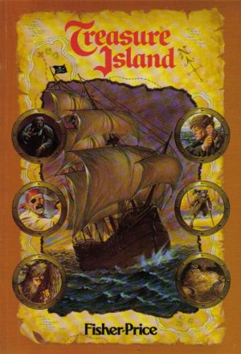 Treasure Island1984 Fisher-Pricecover