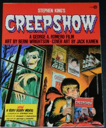 Creepshow1982 softcoverPlume