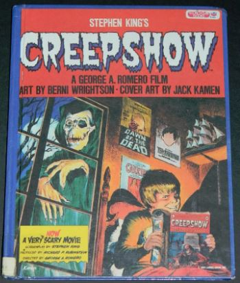 Creepshow1982 hard coverPenguin Books