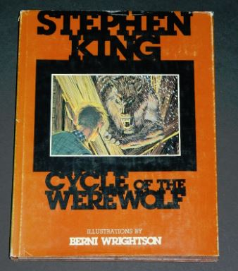 Cycle of the Werewolf1983 hard coverLand of Enchantment