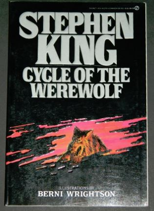 Cycle of the Werewolf1985 soft coverSignet