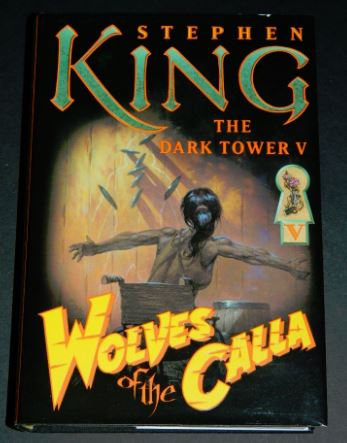 Wolves of Calla2003 hard coverGrantcover, illustrations