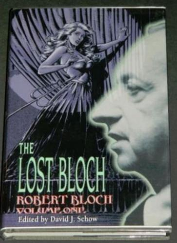The Lost Bloch Vol.11999 hard coverSubterranean PressCover