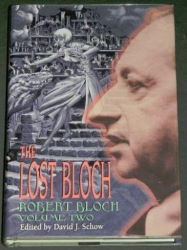 The Lost Bloch Vol.22000 hard coverSubterranean PressCover