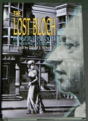 The Lost Bloch Vol.32002 hard coverSubterranean PressCover