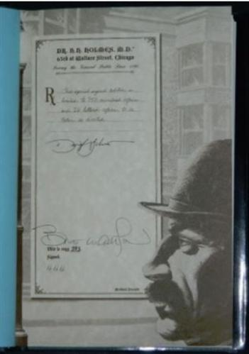The Lost Bloch Vol.3Signed #393/750