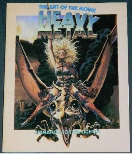 The Art of the Heavy Metal Movie1981 chapter on Sternn