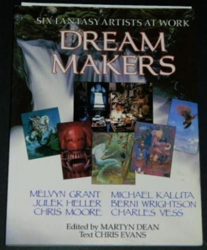 Dream Makers1988 soft coverPaper Tiger20 pgs. of illustrations