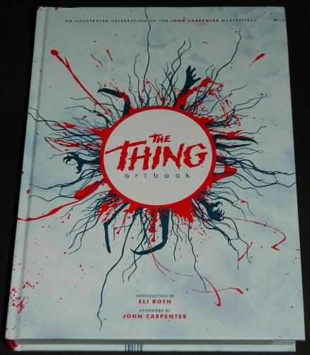 The Thing Art Book2017
