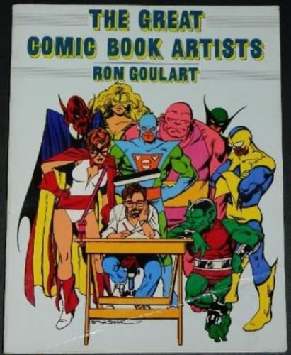 The Great Comic Book Artists1986 1pg. article, 1 illustration