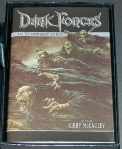 Dark Forces 25th Anniversary2005 hard coverLonely Roads BooksCover