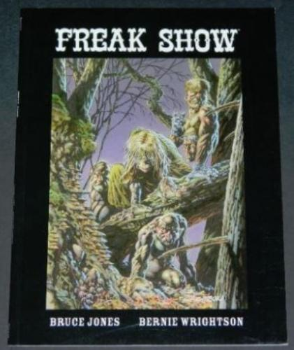 Freak Show2005 Image Comicssoft cover