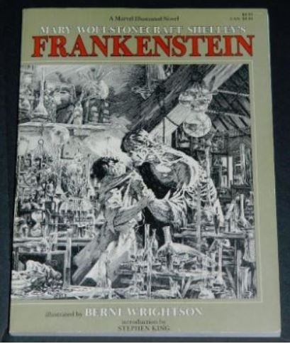 Frankenstein1983 Marvelsoft cover