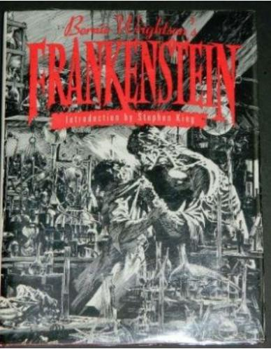 Frankenstein1994 Underwood-Millerhard cover