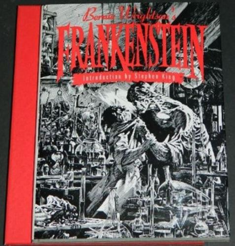 Frankenstein1994 Underwood-Millerhard cover S/N