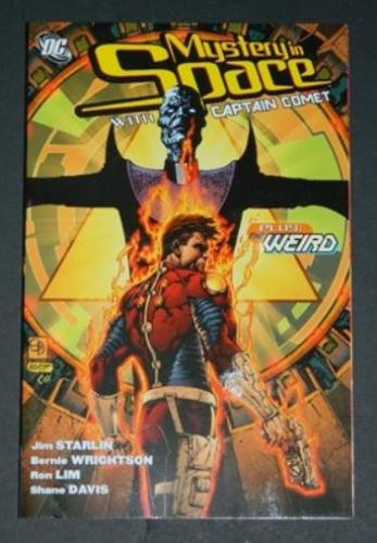 "Mystery in Space Vol. 22008 - soft cover""The Weird"" #1-4"