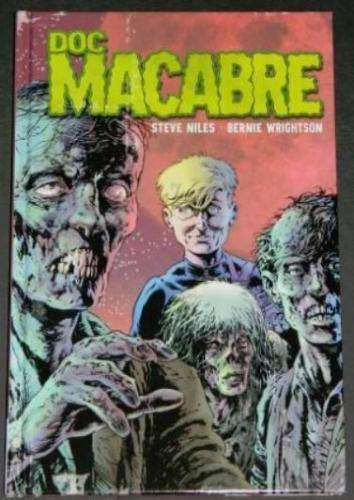 Doc Macabre2011 IDWhard cover