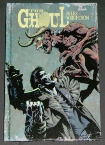 The Ghoul2010 IDWhard cover