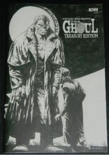 The Ghoul2014 IDWsoft coverTreasury Edition