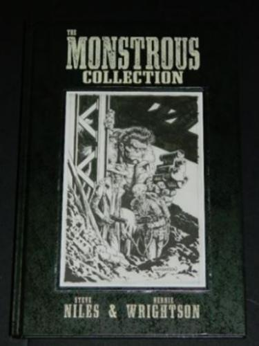 The Monstrous Collection2011 IDWhard cover