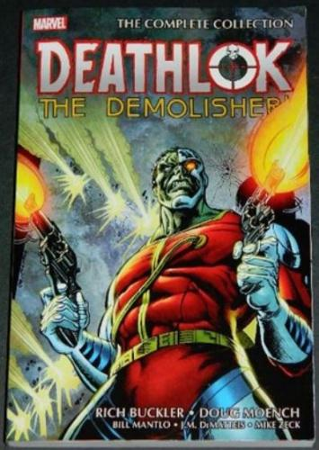 Deathlok2014 soft covercover print inside also