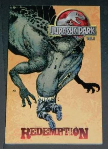 Jurassic Park Vol.1 Redemption2011 IDWsoft covercover images