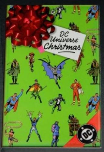 "DC Universe Christmas2000 DCsoft cover""Night Prowler"""