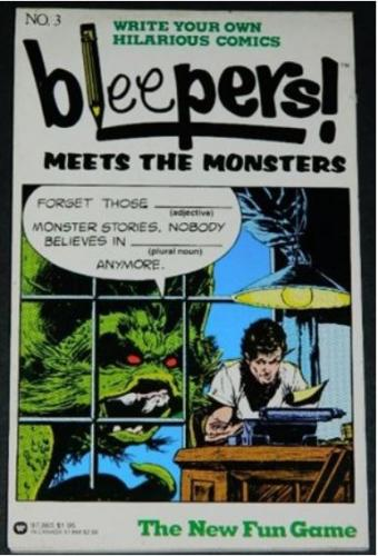 bleepers No.31981 flipbooksoft cover
