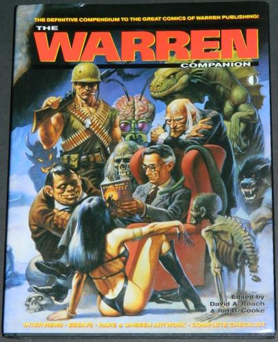 The Warren Companion2001 - hard coverMany illustrations