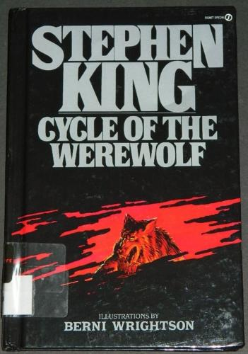 Cycle of the WerewolfHardcover - Turtleback books1985 for schools and libraries