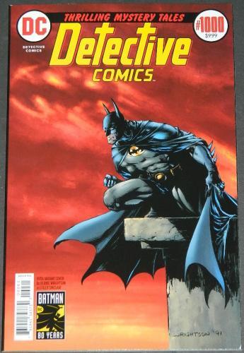 Detective Comics #10002019 - Variant cover