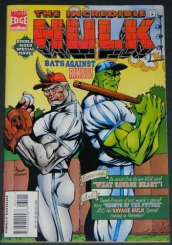 Incredible Hulk #43511/95 - Promo page