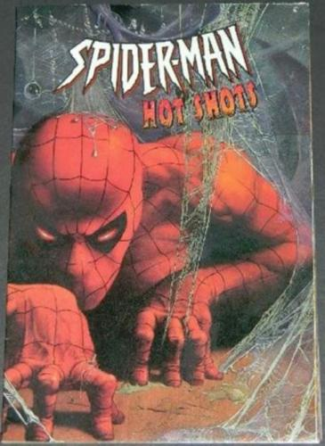 "Spider-Man Hot Shots1/96 ""Hooky"" Illistration"