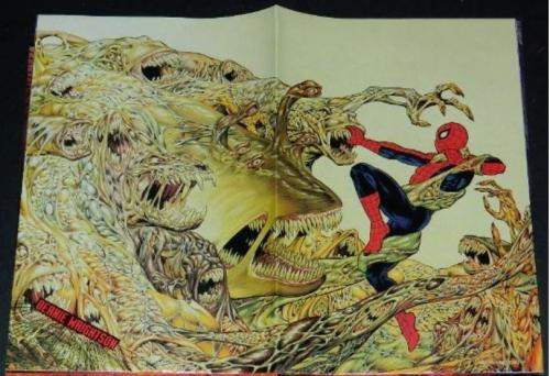 "Spider-Man Hot Shots""Hooky"" Illistration"