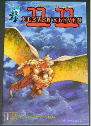 Eleven Eleven #110/96 Cover, 15 Illustrations