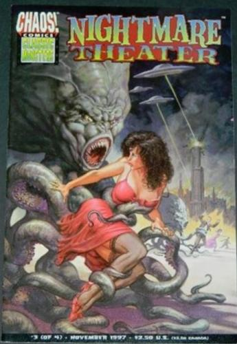 Nightmare Theater #311/97 Cover
