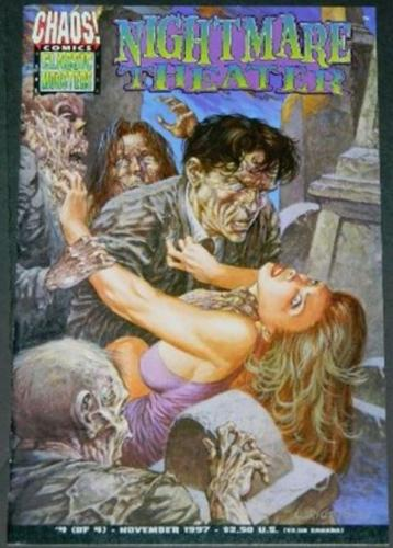 Nightmare Theater #411/97 Cover