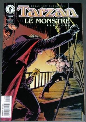 Tarzan Le Monstre #111997 Cover