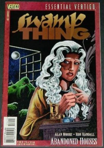 Essential Vertigo Swamp Thing12/97 - HOS #92 B&W