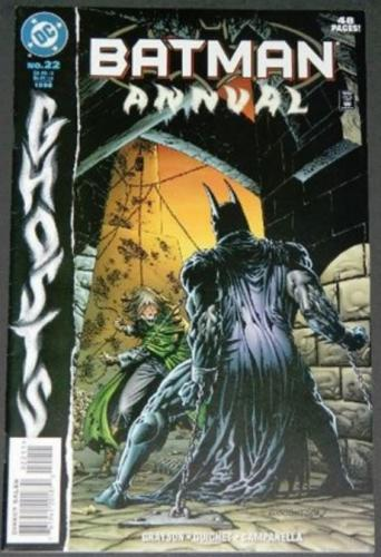 Batman Annual #229/98 Cover