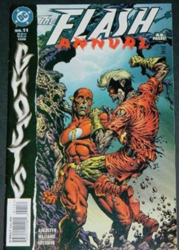 Flash Annual #119/98 Cover