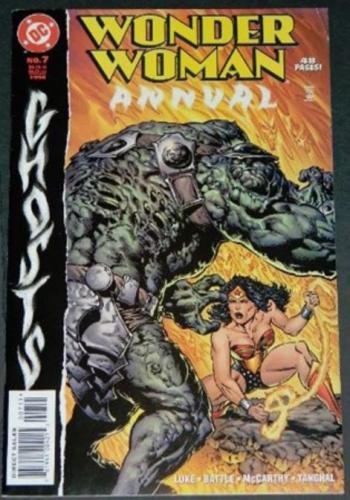 Wonder Woman Annual #79/98 Cover
