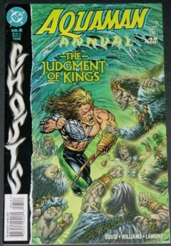 Aquaman Annual #49/98 Cover