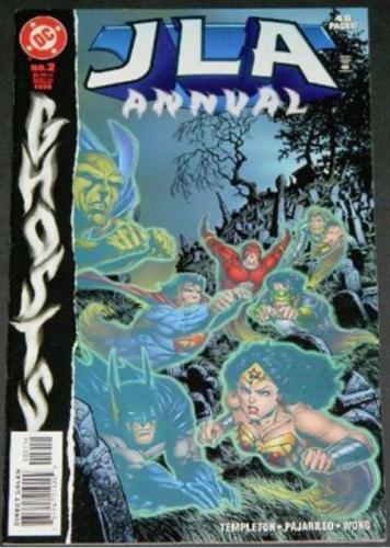 JLA Annual #210/98 Cover