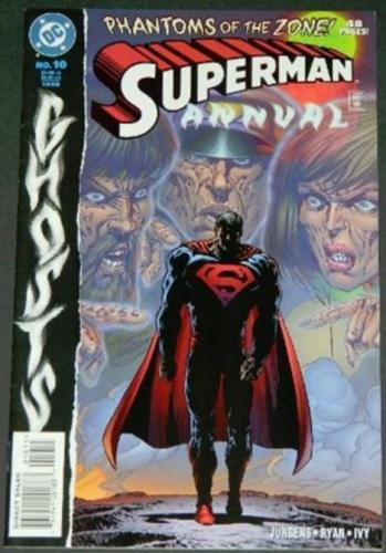 Superman Annual #1010/98 Cover