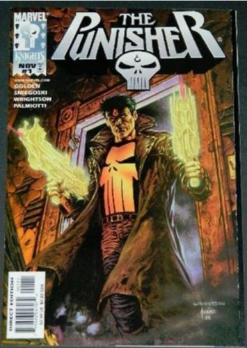 "The Punisher Vol.2 #111/98 Cover w/ Jusko ""The Harvest"""