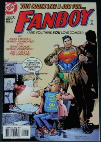 Fanboy #13/99 - 2pg. story inks
