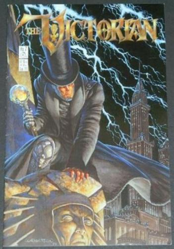The Victorian #79/99 Cover