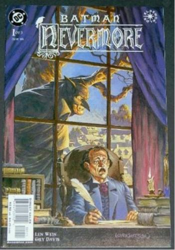 Batman Nevermore #16/03 Cover
